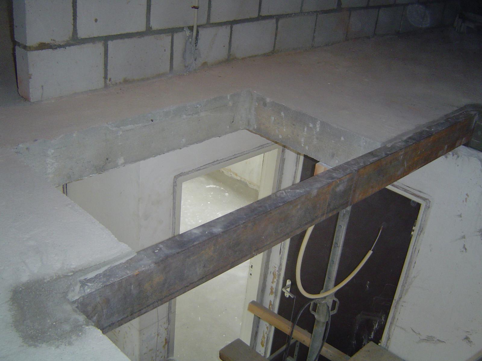 Overige werkzaamheden for Trapgat maken in beton